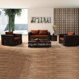 普及したデザインホテルか浜/Pool/Balcony (YT601)を使用してセットされる柳細工の屋外の庭の家具のソファー