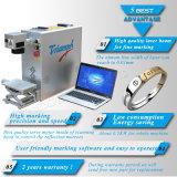 Het Metaal die van de Desktop de Laser die van de Gravure merken de Prijs van de Machine merken