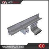 Guida di montaggio di alluminio solare Custom Designed (XL022)
