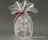 Caja de regalo plástica sana de encargo para la torta (envasado de alimentos)