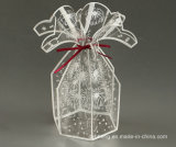 Caixa de presente plástica saudável feita sob encomenda para o bolo (acondicionamento de alimentos)