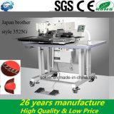Máquina de costura industrial automática computarizada irmão de Janpan para a parte superior de sapatas