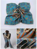 Sciarpe di riserva di seta Pocket del quadrato 100%