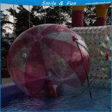 Rode het Lopen van het Water Bal met Tizip en TPU Materiële Grootte D=2m voor Één Persoon
