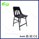 Schwarzer pp.-Plastik-ESD-antistatische Stühle mit festem Sitz (EGS-PP03)