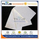 Placa mineral acústica do teto da fibra da baixa densidade