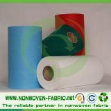 Vendita diretta della fabbrica non tessuta del tessuto, rullo del tessuto di prezzi bassi (SOLE)