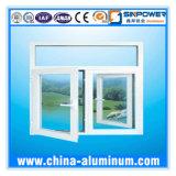 Doppia finestra lustrata di alluminio rotta termica