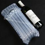 De aangepaste Transparante PE Zak van de Kolom van de Lucht voor de Fles van de Wijn