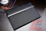 Carpeta de fichero al por mayor del anillo del cuero 4 de la PU A4/carpeta de fichero de múltiples funciones/carpeta con el broche de presión magnético