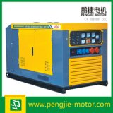 met Perkins 61kw Engine 1104A-44tg1 Silent Diesel Generator voor Home Use met Smartgen Control