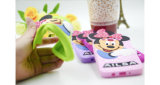 accesorios móviles del iPhone 6s 6plus de la cubierta del teléfono celular de la historieta de la caja del silicón 3D (XSD-042)