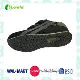 Sports Shoes com plutônio e Nubuck Upper e Hook & Loop das crianças