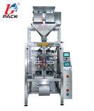 線形計重機を持つコーヒー豆のための縦形式の盛り土のシーリング機械/挿入機械