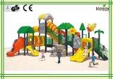 Спортивная площадка напольных детей серии дома вала группы Спортивной площадки-Kaiqi напольная для парка общины и воссоздания