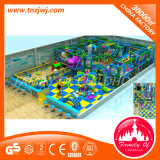 Het commerciële Labyrint van de Speelplaats van het Stuk speelgoed van de Peuter Plastic Zachte