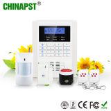 Indicador sistema de alarme Home sem fio da G/M do LCD & do PSTN (PST-PG992CQ)