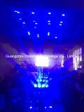 der Flamme-400W Träger-bewegliches Hauptlicht Rad-endloser Stadiums-des Licht-16X25W RGBW 4in1 LED