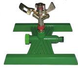 Regadera del rociador del sistema de la irrigación por goteo de los armas de aerosol de la herramienta de jardín