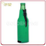 接続のジッパーが付いている基礎防水ネオプレンのビール瓶のホールダー