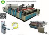 Moinho 1575 automático cheio da máquina da fatura de papel de tecido do toalete