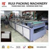 Automatischer Posteitaliane Polyeilbeutel, der Maschine herstellt