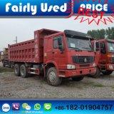 도매는 25 덤프 트럭의 톤 6X4 HOWO 팁 주는 사람을 이용했다