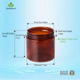 Vaso crema di plastica 200ml ambientale con i coperchi