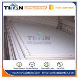 Tailles de panneau de plafond de gypse de PVC