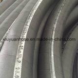 (EN856-4SH) Mangueira de borracha hidráulica flexível do petróleo de alta pressão espiral