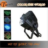 le PAIR de 54X3w RGBW LED peut