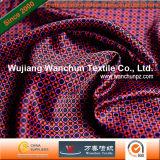 Напечатанная ткань сатинировки полиэфира для одежды