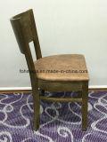 Restauant (FOH-BCC32)のための高のフォーシャンの工場背部古い木製の椅子
