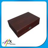 Большим коробка вахты способа 8 части отлакированная шлицем деревянная для хранения