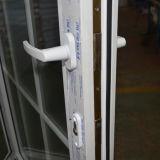 بيضاء لوح [أوبفك] قطاع جانبيّ وحيد شباك باب مع شبكة [ك02036]