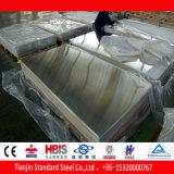 Warm gewalztes Aluminiumlegierung-Blatt 6082 T6 T112