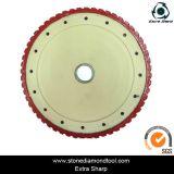 инструменты безпримимости филируя колес диаманта 300mm для каменный профилировать края