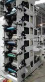 Machine d'impression de Flexophic tout l'UV+IR
