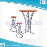 Modernes Aluminiumim freienbinder-Stab-Tabellen-Set