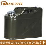 la benzina verticale del serbatoio di combustibile 20L può 0.6mm il colore di spessore che può essere scelto