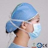 Facial quirúrgico de 3 capas de máscara / máscara quirúrgica