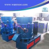 Velocidad doble Agglomerator plástico que recicla la máquina