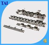 De Kettingen van de Rol van het roestvrij staal met Gehechtheid (16B-1)