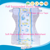 Erstklassige Qualitätsbaby-Produkte Clothlike wegwerfbare schläfrige Baby-Windeln