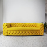 Inicio Diseño de muebles de alta calidad Sala de estar del sofá de la tela del asiento