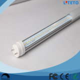 高いLumens 18W 1.2m 120lm/W T8 V-Shape LED Tube