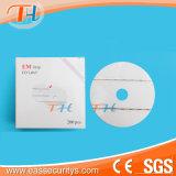 Etiqueta baseada cobalto da segurança CD/DVD do Em