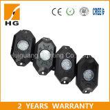 Großverkauf 4 Felsen RGB-Bluetooth beleuchtet 4X4 nicht für den Straßenverkehr LED Felsen-Licht