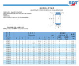 球形の明白なベアリング(GEBJ5C/GX 5 SW/GE 5 PW/GEK 5 T/ジェット機5 SW)
