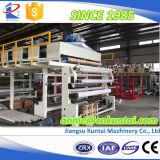 Wärmeübertragung-Drucken-bronzierende Maschine